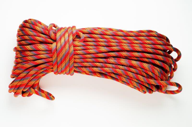 50 mètres de corde photographie stock libre de droits