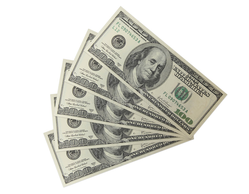 500 Dollar 2 lizenzfreie stockfotografie