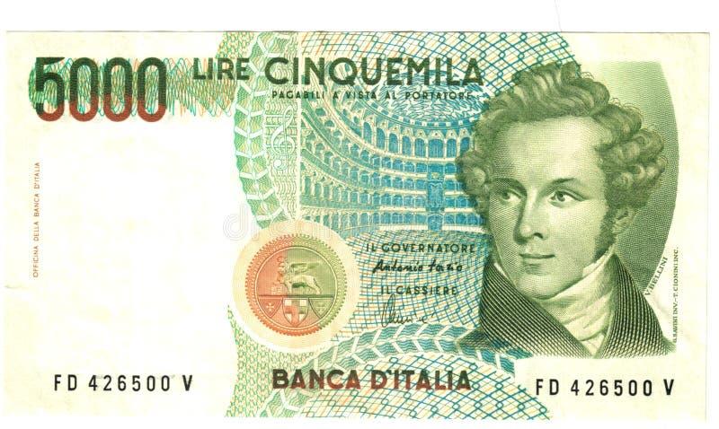 5000 lirów