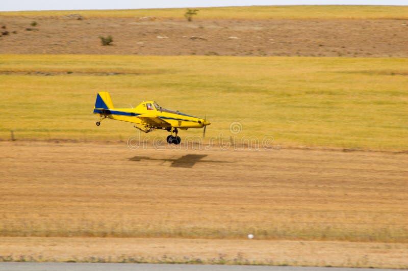 502航空aircar拖拉机 库存图片