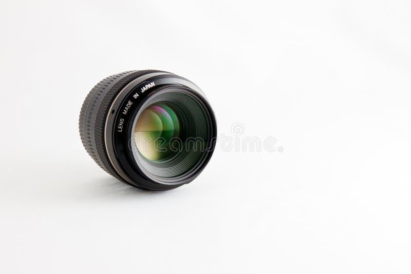 50mm camera lens royalty free stock photography