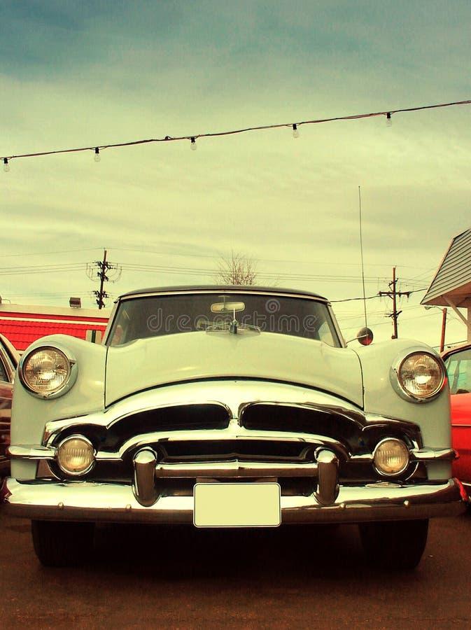 50s american car classic στοκ εικόνες
