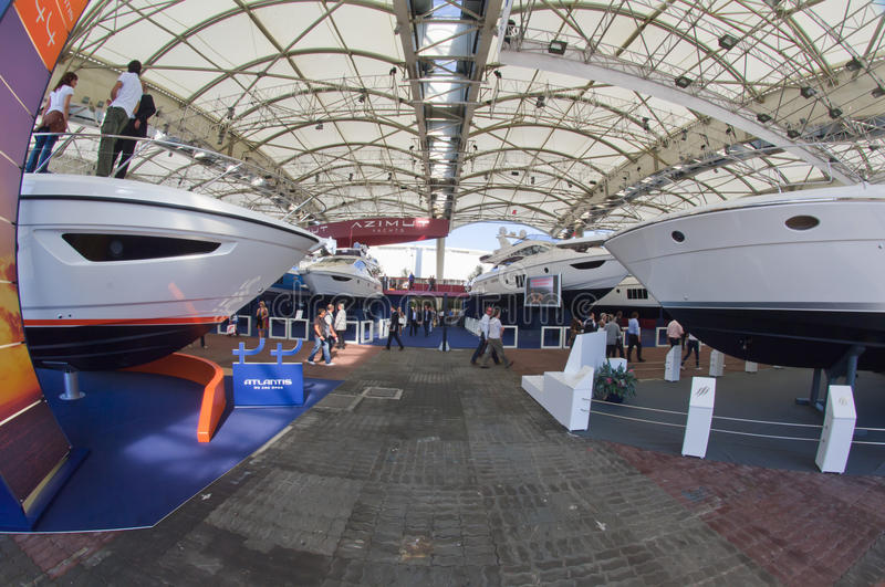 Download 50th Edition Of The Boats Show In Genoa Editorial Stock Image - Image: 16398734