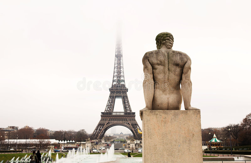52 Παρίσι στοκ φωτογραφία