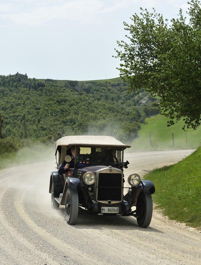 520 1928 fiat fotografering för bildbyråer
