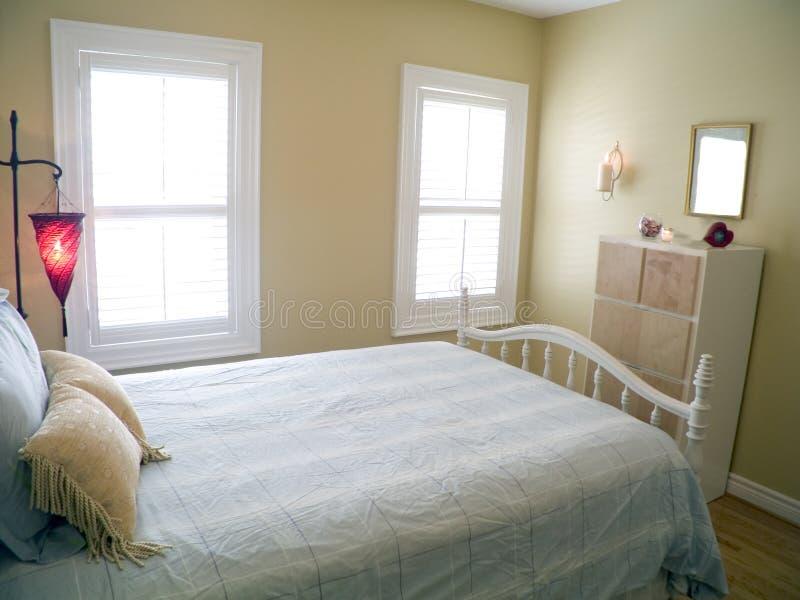 53卧室 免版税库存图片