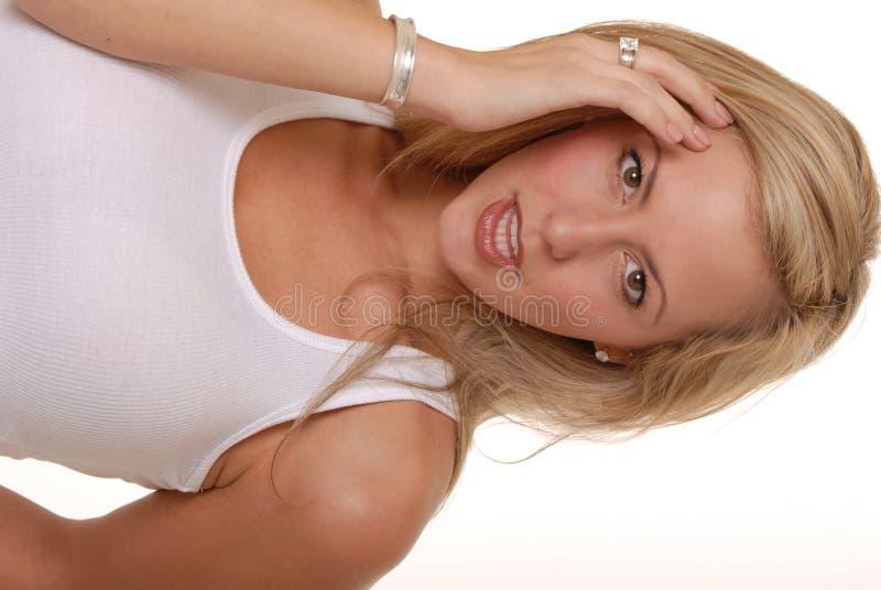 54 piękną blondynkę zdjęcia stock