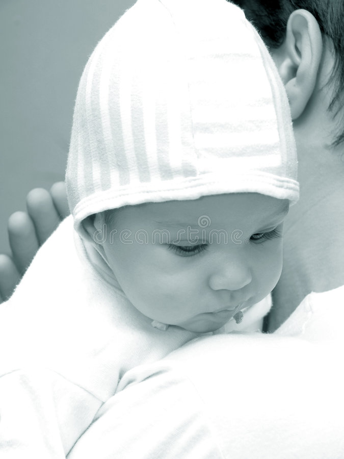 55 μωρό Μαρία Στοκ φωτογραφίες με δικαίωμα ελεύθερης χρήσης