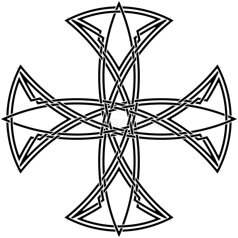 56 celtic fnurra vektor illustrationer
