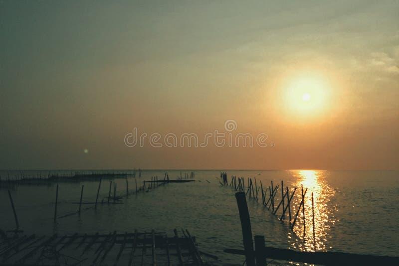57/365 Dongshih Fisherman's Wharf stock photography
