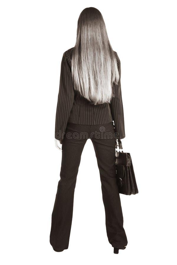 580总公司妇女 免版税库存照片