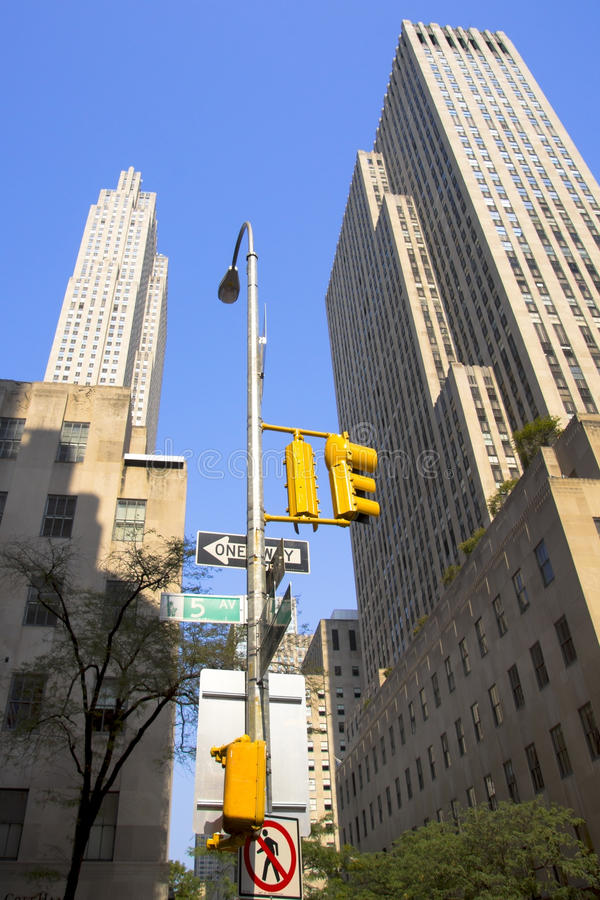 Download 5th Avenue, New York Royalty Free Stock Photography - Image: 26227087