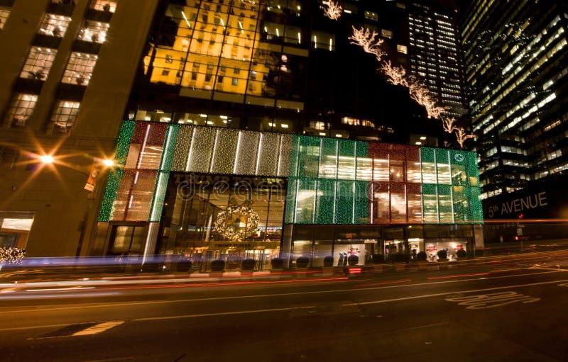 5th avenue tower trump στοκ φωτογραφία