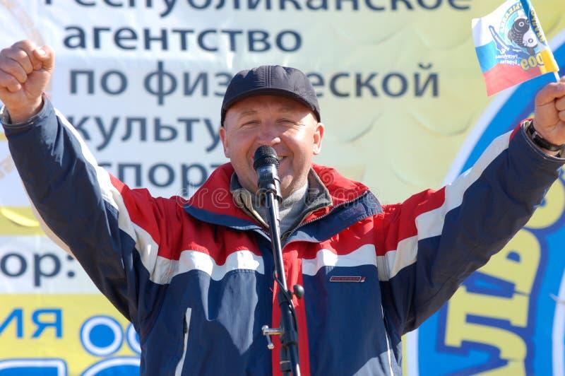 Download The 5th Baikal Fishing Editorial Photo - Image: 18325221