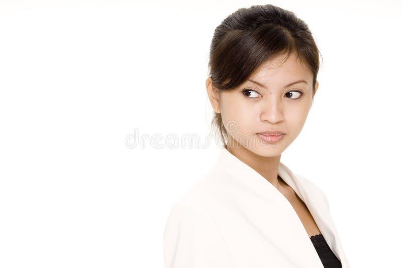 6个亚洲人商业 图库摄影