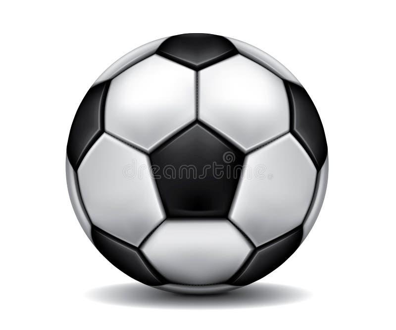 6个球足球 皇族释放例证
