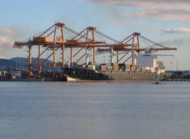 6个货物系列 免版税库存照片