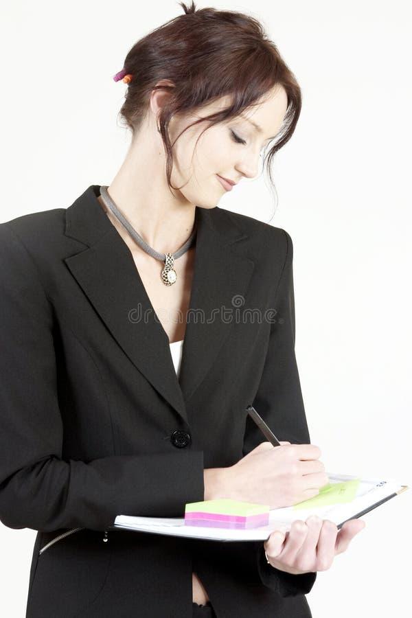 6女商人 免版税库存图片