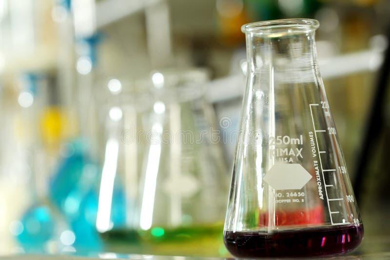 6月2012日实验室 免版税库存照片