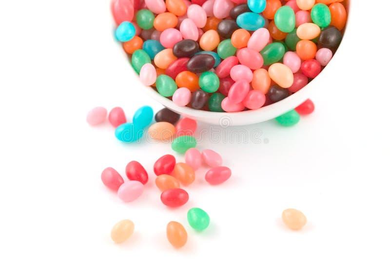 6 серий пасхи конфеты стоковое фото