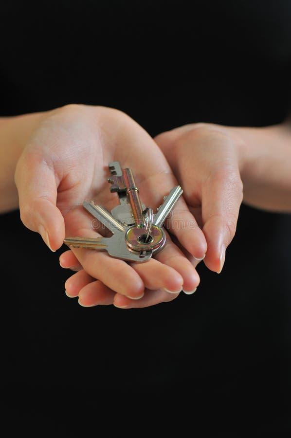 6 серий руки жеста стоковое изображение rf