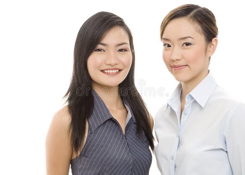 6 bizneswomanów zdjęcia stock