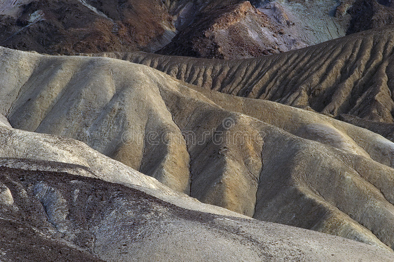 6 Death Valley 免版税库存图片