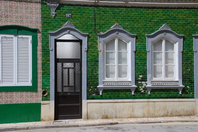 6 hause Portugal zdjęcie royalty free