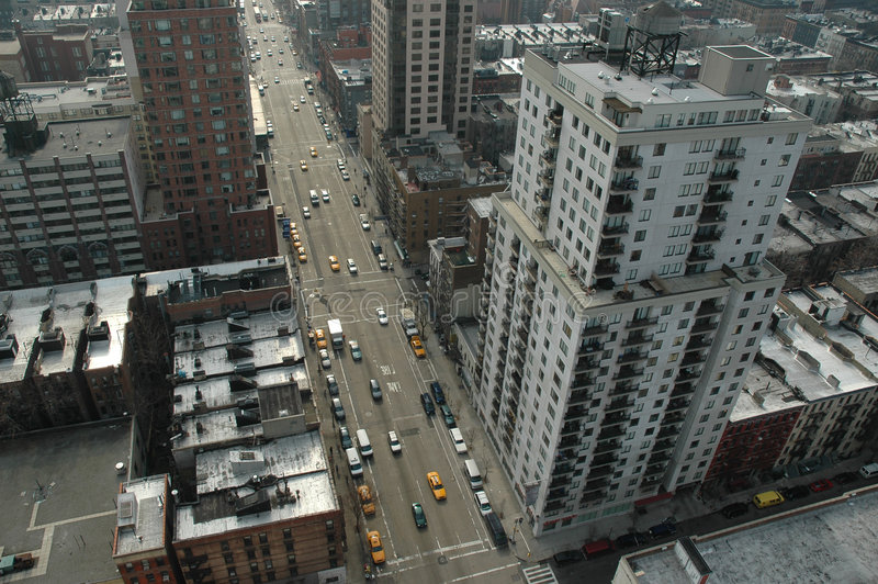 6 Manhattan obrazy royalty free