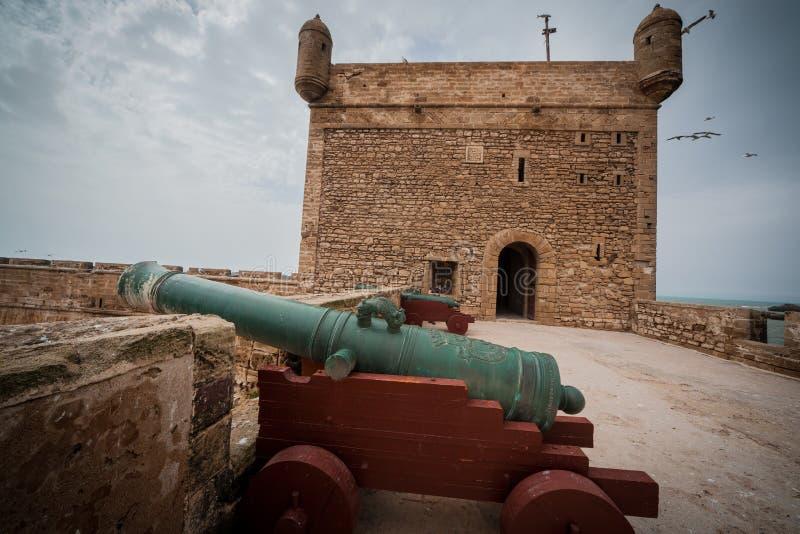 6 miasta essaouira Morocco starych portuguese fotografia royalty free