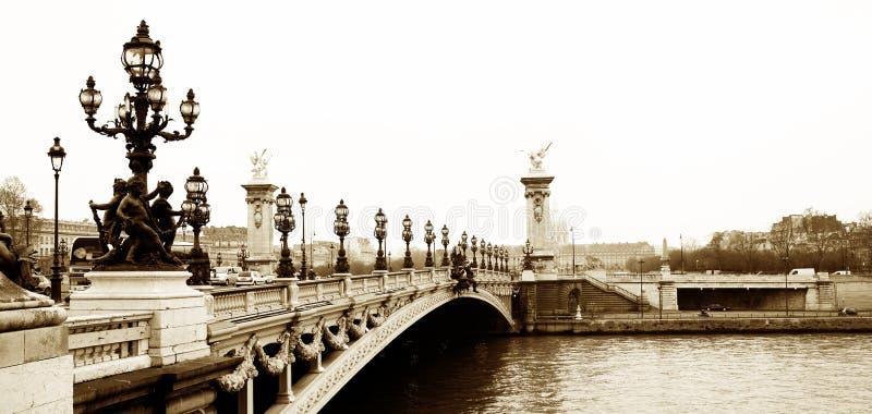 6 paris royaltyfria bilder