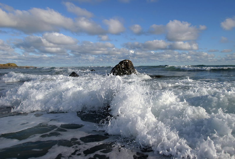 6 surf chmur obraz royalty free