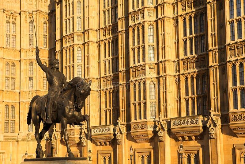 6 westminster royaltyfri foto