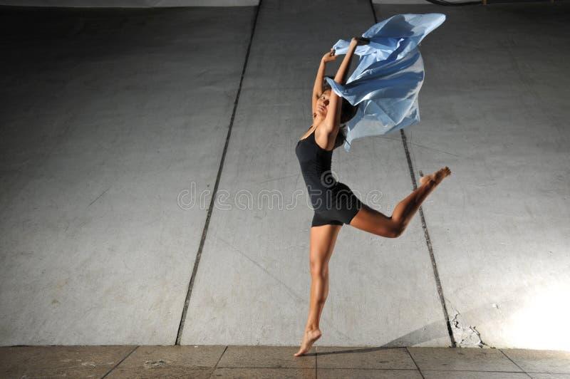 61地下舞蹈 库存图片