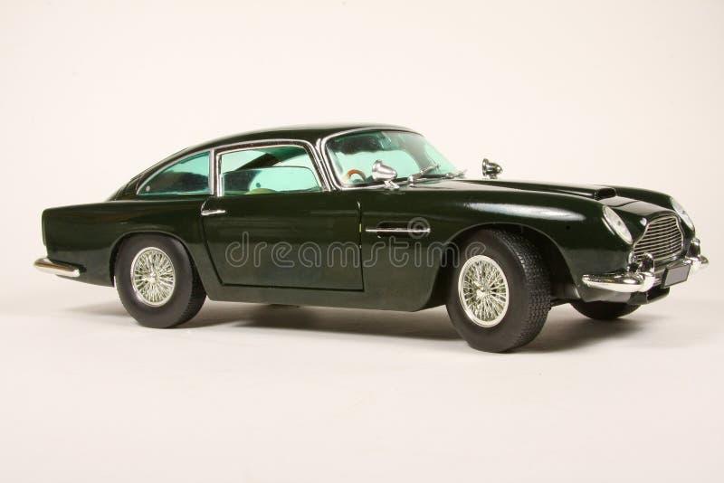 '63 Aston Martin fotografie stock libere da diritti