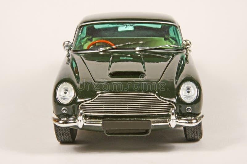 '63 Aston Martin fotografie stock