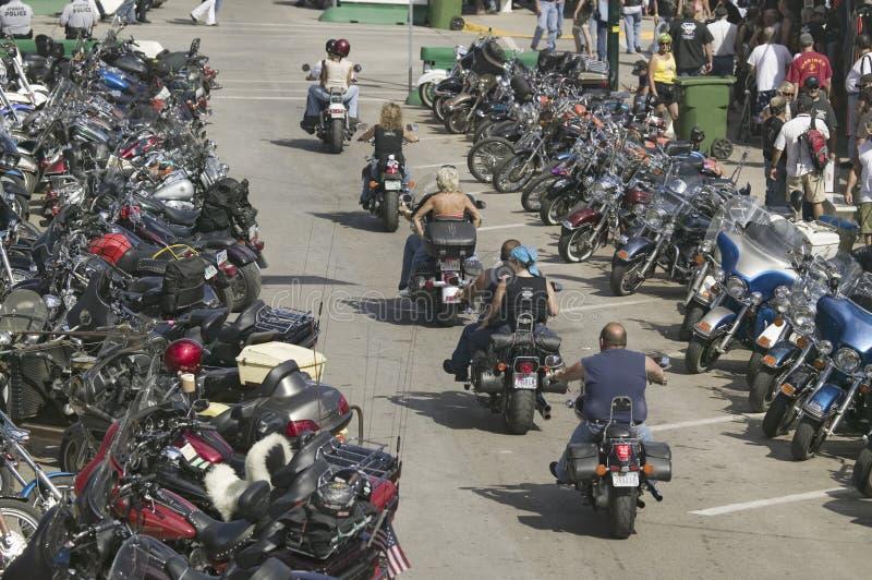67η ετήσια συνάθροιση μοτοσικλετών Sturgis, στοκ φωτογραφίες