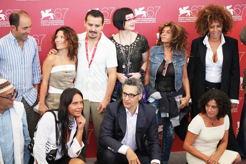 67th international Venice film festival stock photography