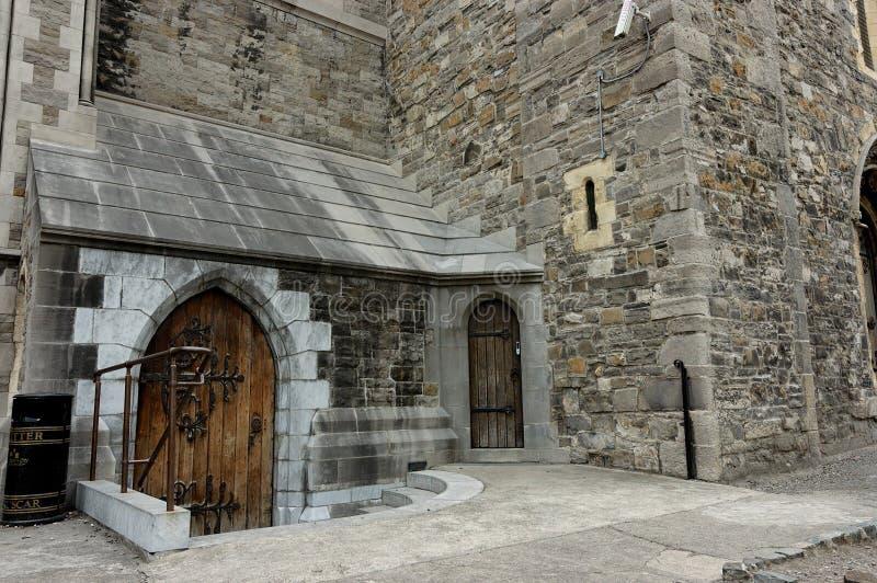 68 2007 christchurch ireland kan royaltyfri bild
