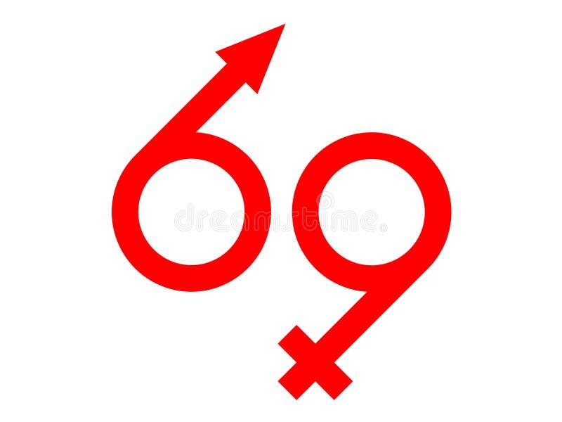 69 皇族释放例证