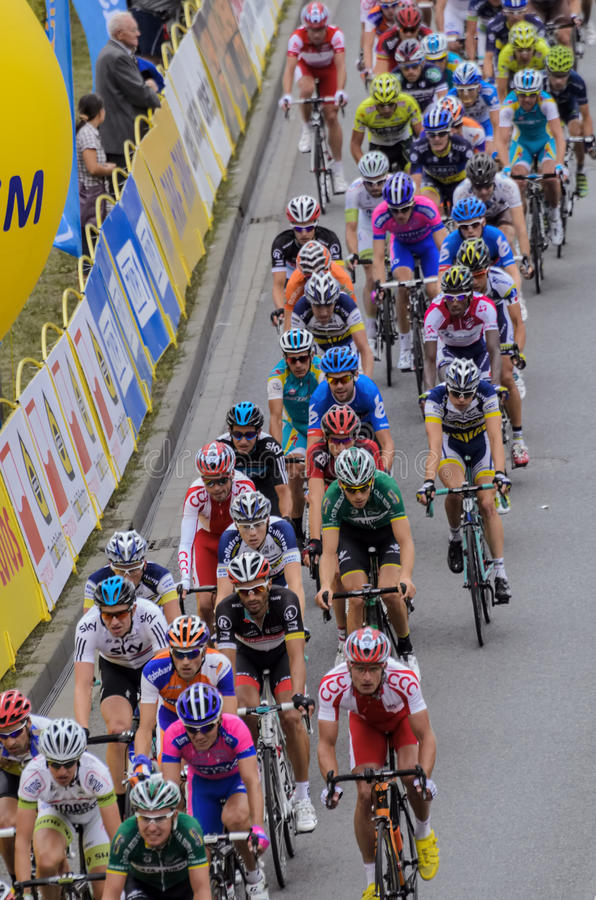 Download 69 Tour de Pologne 2012 editorial photography. Image of fourth - 25803957