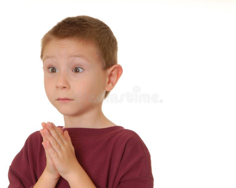 6a chłopiec dramatyczna zdjęcia royalty free