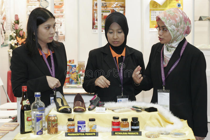 6th World Islamic Economic Forum (WIEF) royalty free stock photos