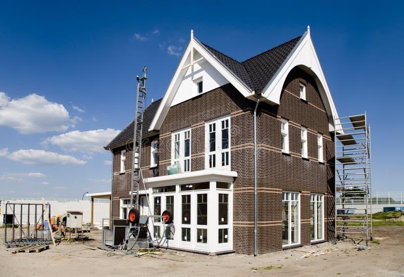 7建造场所 免版税图库摄影