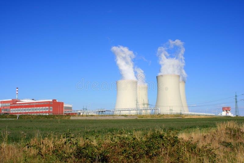 7核发电站 库存图片
