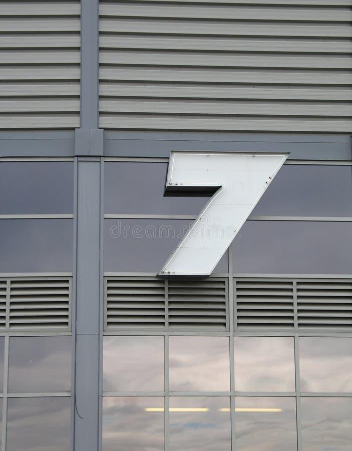 7编号 库存照片