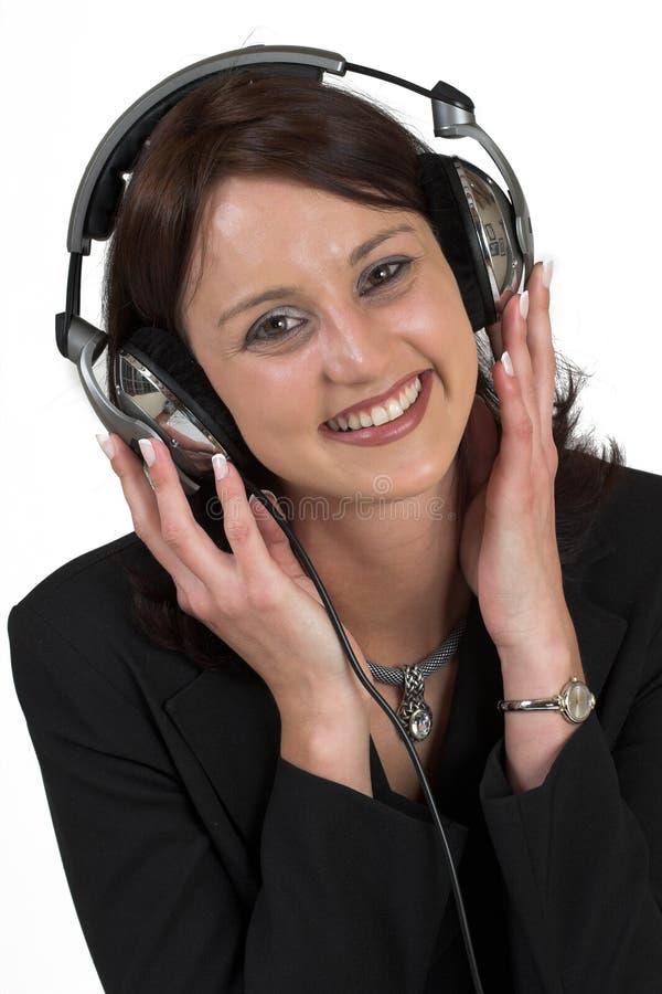 Download 7音乐 库存图片. 图片 包括有 轻松, 女性, 夹克, 愉快, 专业人员, 女孩, beauvoir, 眼睛 - 180463