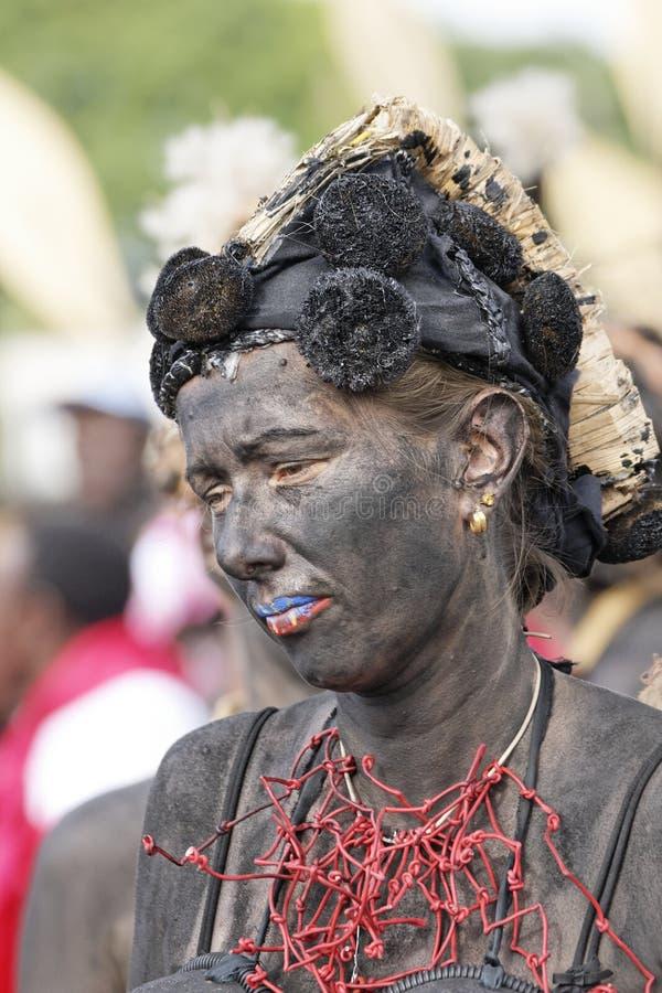 7 масленица Гвиана -го февраль французская s 2010 ежегодников стоковая фотография rf