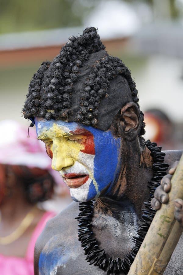 7 масленица Гвиана -го февраль французская s 2010 ежегодников стоковое фото rf
