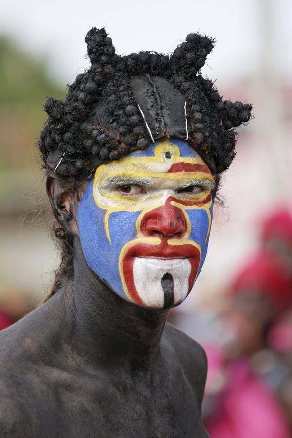 7 масленица Гвиана -го февраль французская s 2010 ежегодников стоковая фотография
